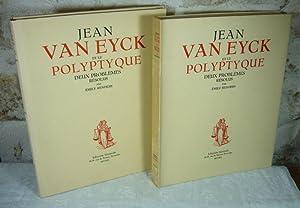 Jean Van Eyck et le polyptyque deux problèmes résolus par Emile Randers.: RENDERS ...