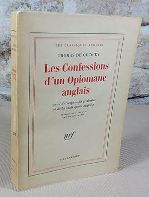 Les confessions d'un opiomane anglais suivi de: Thomas de Quincey