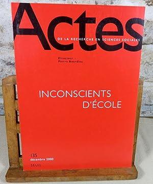 Actes de la recherche en sciences sociales.: Collectif
