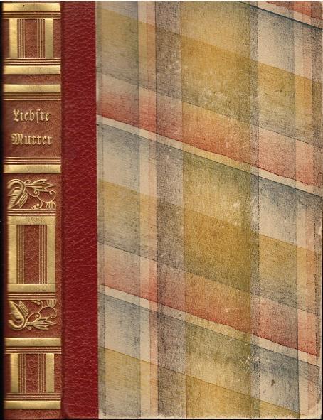 Briefe Von Luther : Liebste mutter briefe von elbogen paul zvab