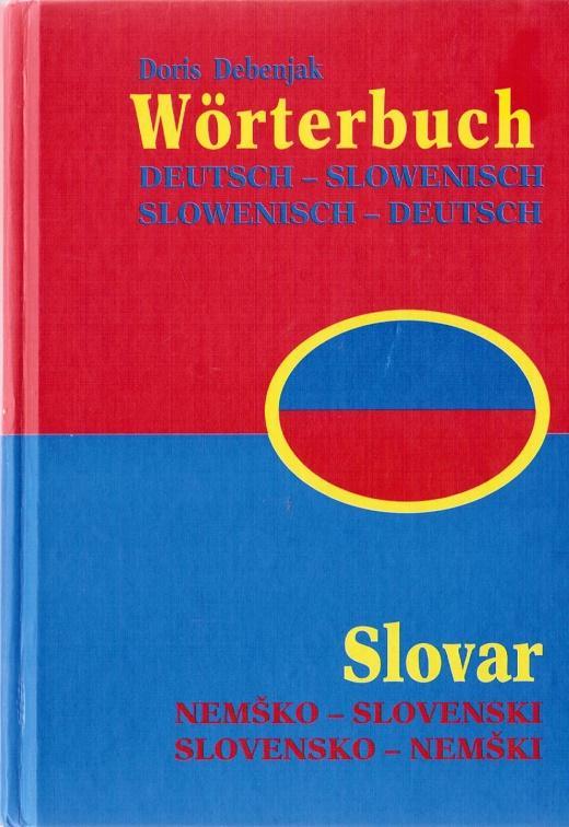 debenjak slovar