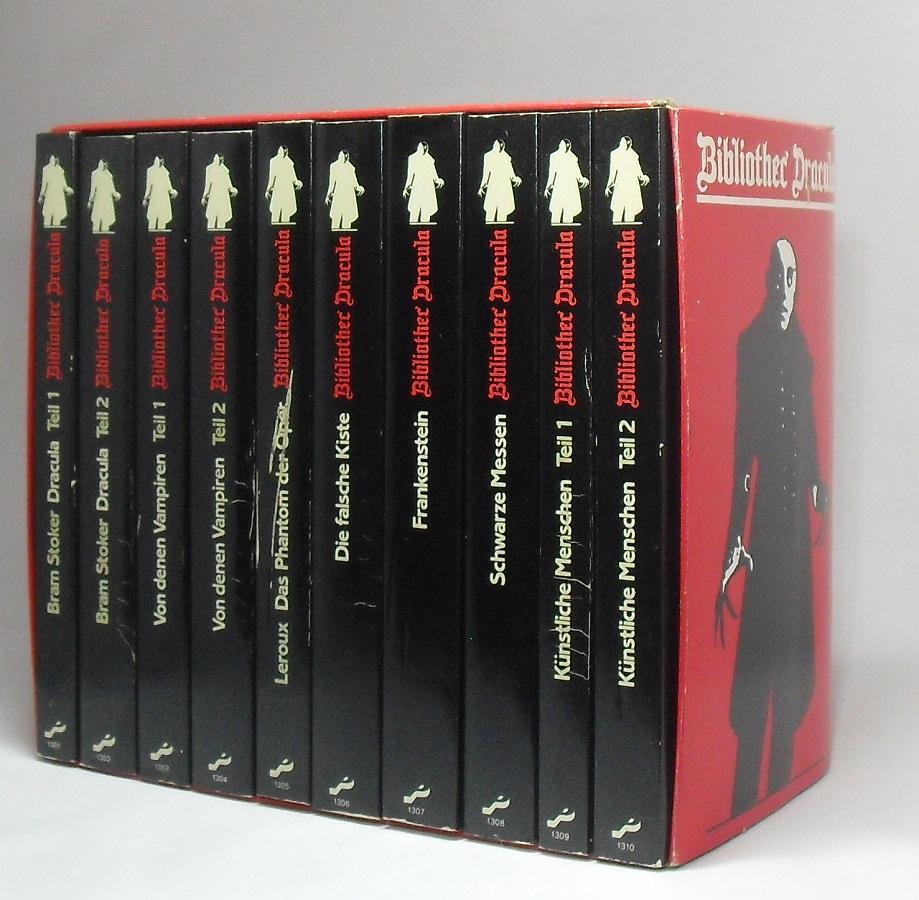 Bibliothec` Dracula : 10 Bände im Schuber: Stoker, Bram, Robert
