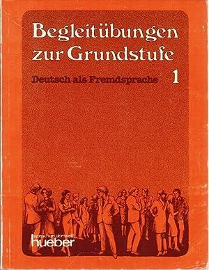 Paul Fischer: Begleitübungen zur Grundstufe; Teil: 1.