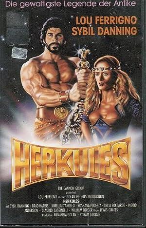 Herkules (VHS): Lou, Ferrigno und