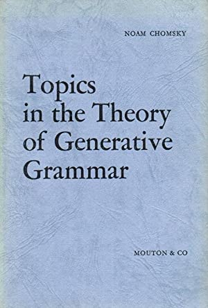 Topics in the Theory of Generative Grammar /Janua Linguarum