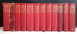WORKS OF AGATHA CHRISTIE. 12 VOLUMES. EDITIONS: AGATHA CHRISTIE.