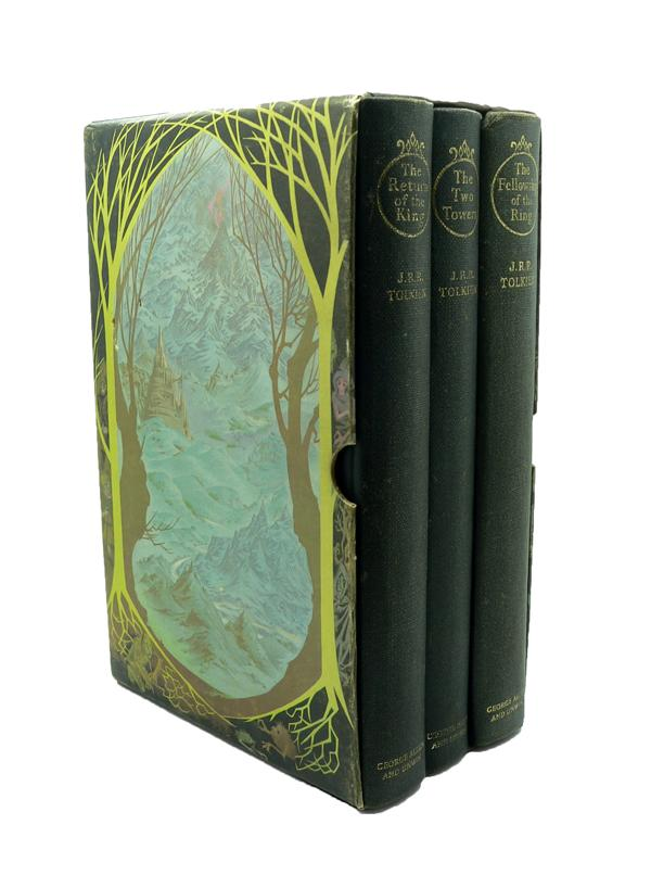 The Lord of the Rings First Deluxe Edition. TOLKIEN, J. R. R.