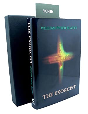 The Exorcist - Signed Limited 25th Anniversary Edition.