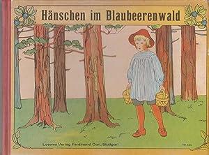 Hänschen im Blaubeerenwald: Brandt , Karsten