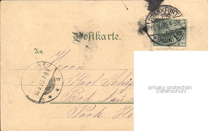 Post Zeil Frankfurt