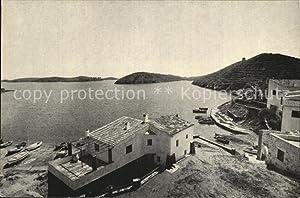 Postkarte Carte Postale Cadaques Port Lligat
