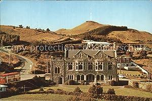 Postkarte Carte Postale Christchurch Canterbury Sign of