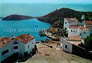 Postkarte Carte Postale Port LLigat Panorama Costa