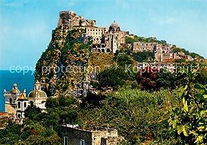 72351159 Ischia Il Castello Aragonese Ischia Europa Ansichtskarten