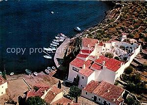 Postkarte Carte Postale Cadaques Port Lligat Casa