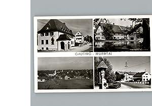 Buchendorfer 1989 Gauting in historischen Fotografien Krause