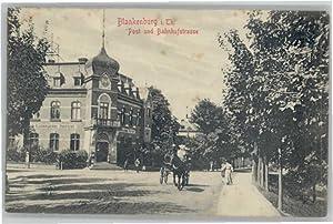 Post Bad Blankenburg