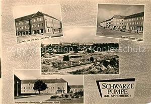 41533306 SCHWARZE PUMPE HO Gaststaette Glueckauf Spremberg