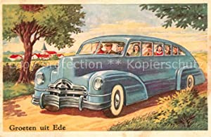 Postkarte Carte Postale 13569133 Ede Netherlands Illustradtion Ede Netherlands