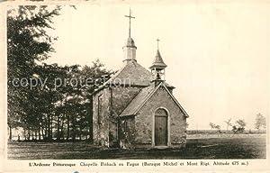 Postkarte Carte Postale 73574617 La Fagne Chapelle