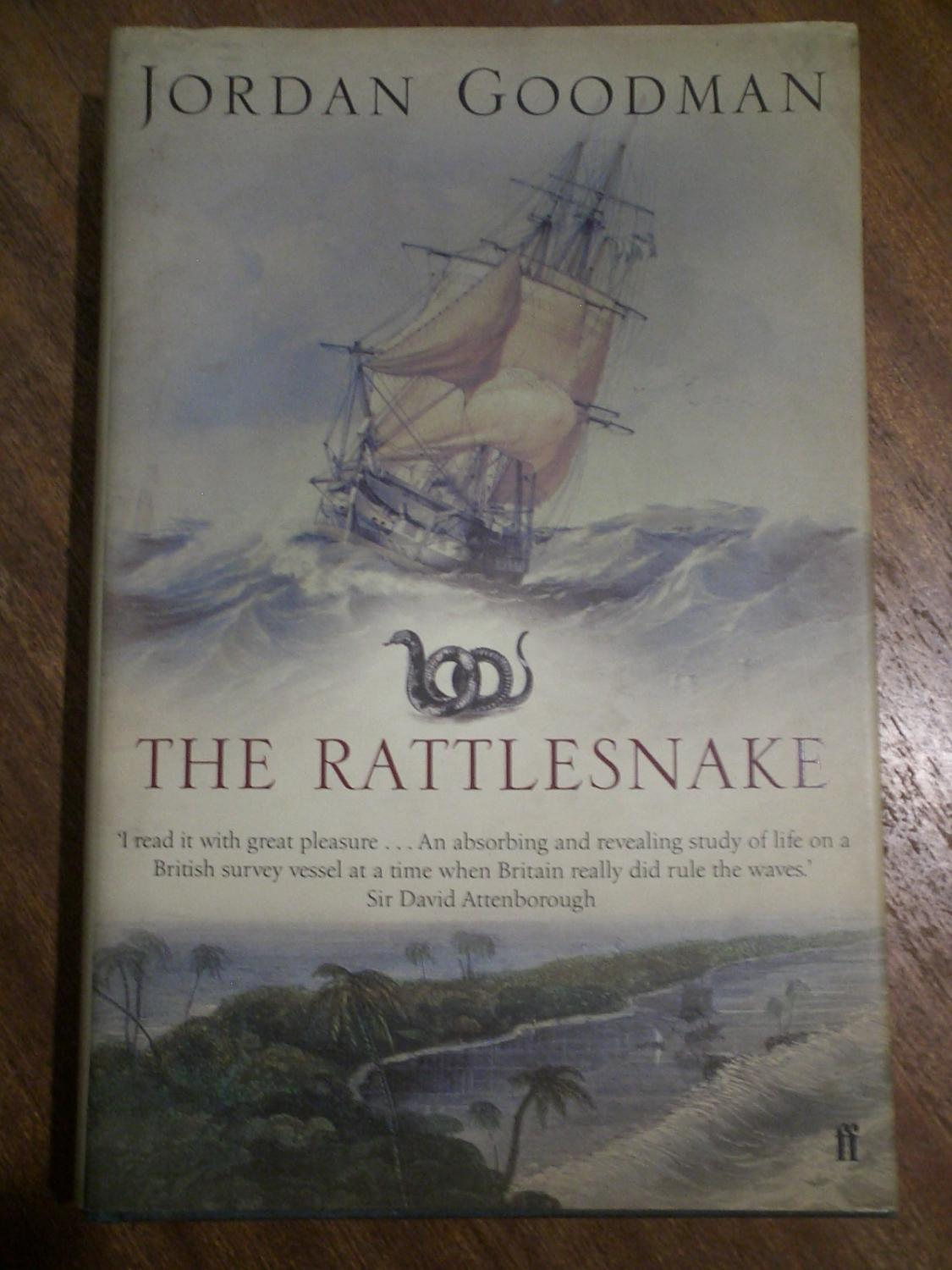 The Rattlesnake A Voyage Of Discovery To Coral Sea Goodman Jordan