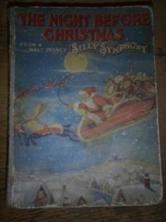 The Night Before Christmas From A Walt Disney Silly Symphony