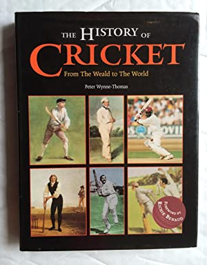Wynne Thomas Peter History Cricket Weald World Abebooks
