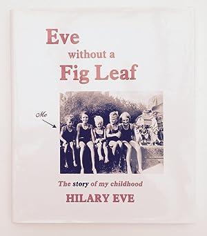 Eve Without A Fig Leaf: EVE Hilary