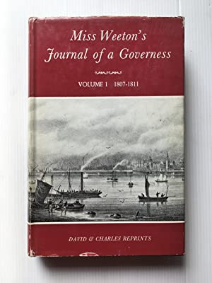 Miss Weeton's Journal of a Governess (2: WEETON Ellen introduced