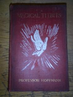 Magical Titbits: HOFFMAN Professor