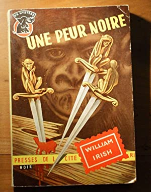 291 - Une peur noire: William Irish