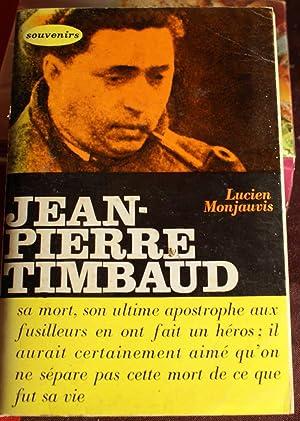 Jean-Pierre Timbaud: Lucien Montjauvis