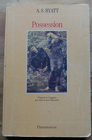 Possession: A.S. Byatt