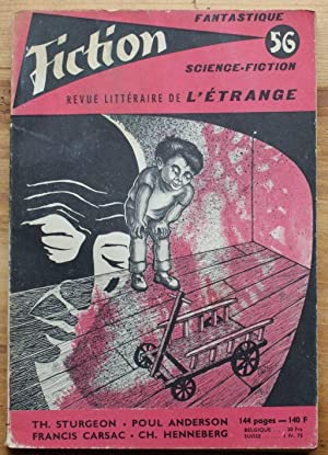 Fiction n°56 de juillet 1958