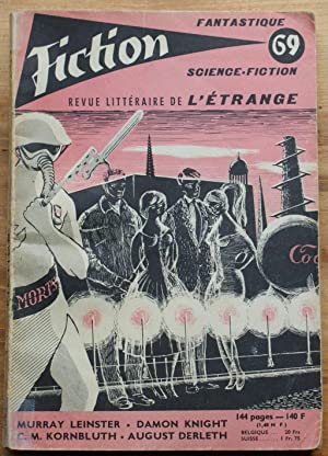 Fiction n°69 de août 1959: Collectif