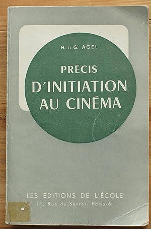 Précis d'initiation au cinéma: Henri Agel, Geneviève