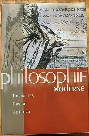 Philosophie moderne - Descartes - Pascal -: Françoise Kinot