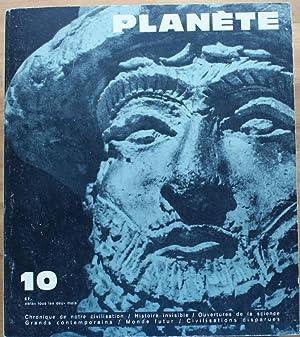 Planète - Numéro 10 de mai/juin 1963: Collectif