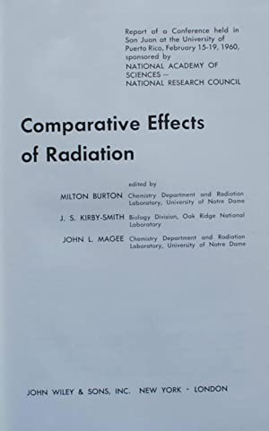 Comparative effects of radiation