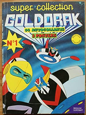 Super collection Goldorak n°1
