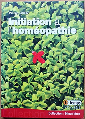 Initiation à l'homéopathie