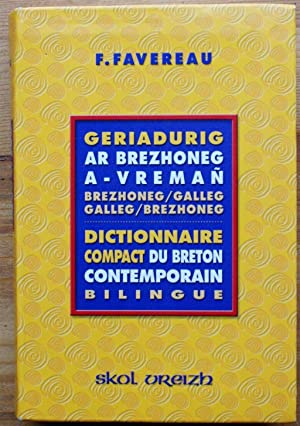 Dictionnaire compact du breton contemporain bilingue