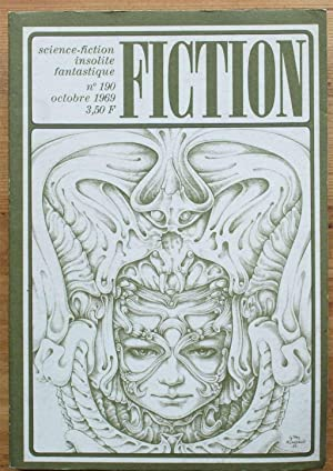 Fiction n°190 de octobre 1969