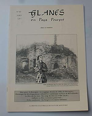 Glanes en pays Pourpré n° 63