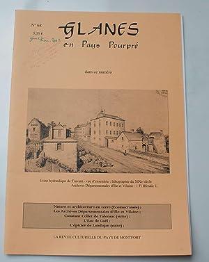 Glanes en pays Pourpré n° 68