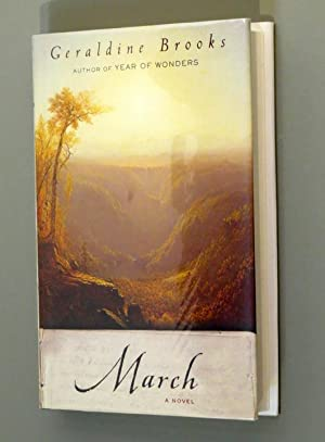 March: Geraldine Brooks
