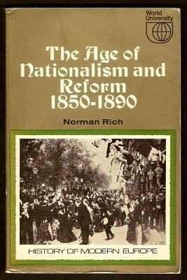 THE AGE OF NATIONALISM AND REFORM 1850-1890