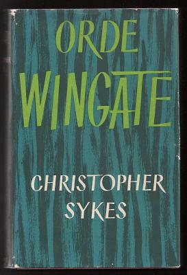 ORDE WINGATE: Sykes, Christopher
