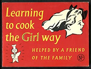 LEARNING TO COOK THE GIRL WAY - Helped by a Friend of the Family: Law, Joy and Kato, Frank