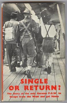 SINGLE OR RETURN?: Wentzel, Fritz
